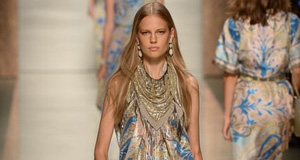 ETRO SS14 THE SEX ETHNIC GLAMOUR