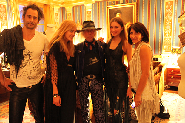 James Goldstein Girlfriend Jim Goldstein with his