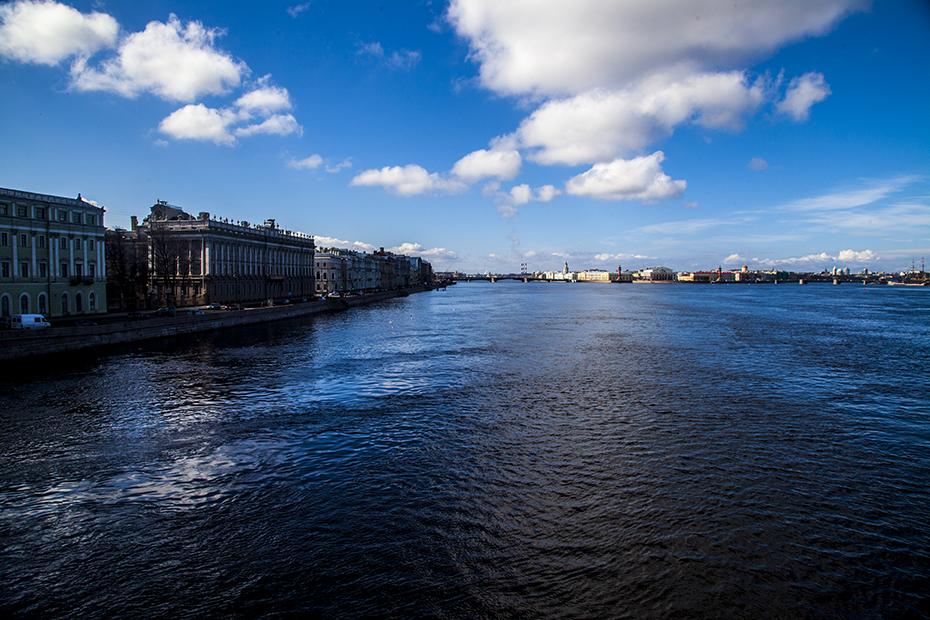 River NEvá