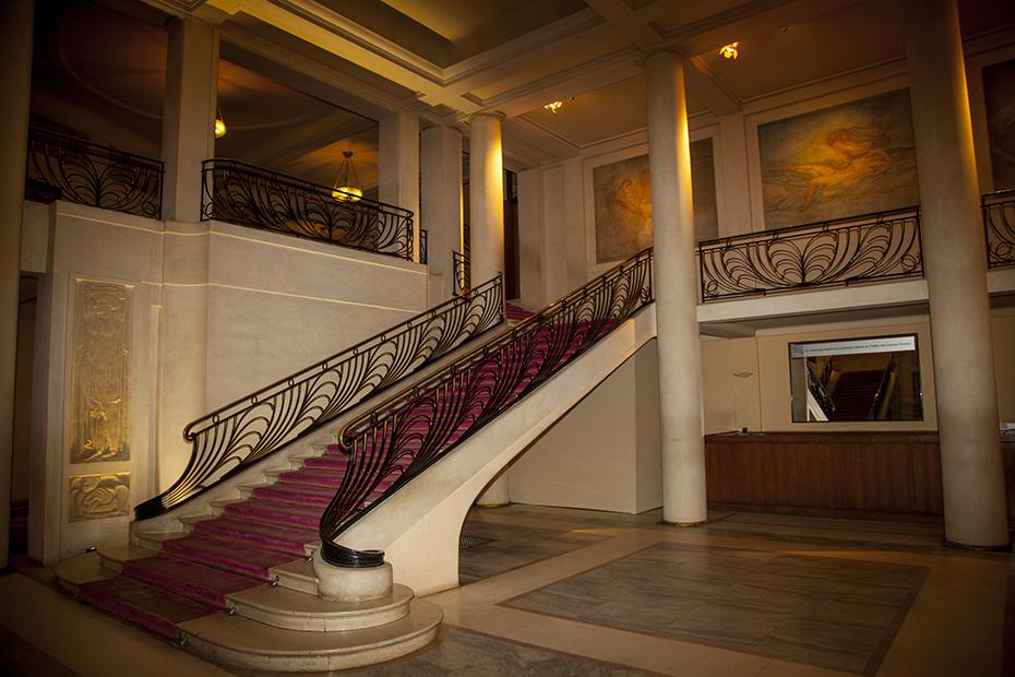 Lobby Theatre
