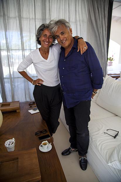 PAOLA & GIUSEPPE