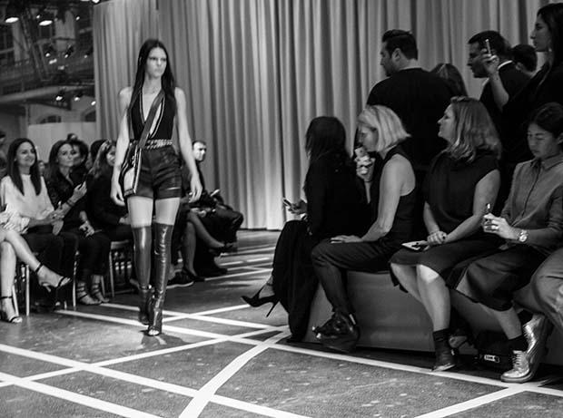 Givenchy ss15 runway