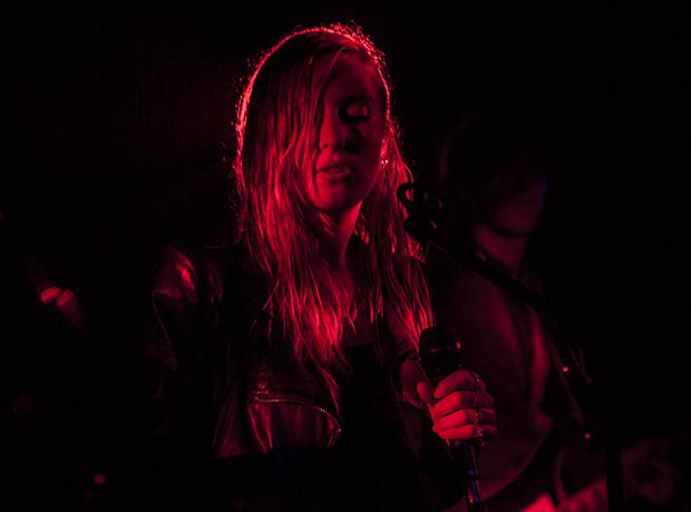 Josephine Performing