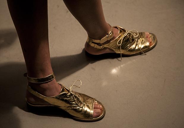 chanel shoe