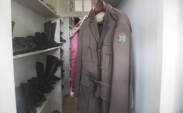 4 closet
