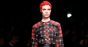 GIVENCHY FALL WINTER 2013-14 – THE NEW FRESH WOMAN
