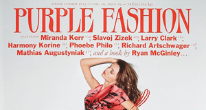 PURPLE FASHION SPRING/SUMMER, ISSUE 19 – PURPLE STORY
