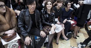 PARIS FW15  – THE FRONT ROW BY JACQUES BURGA