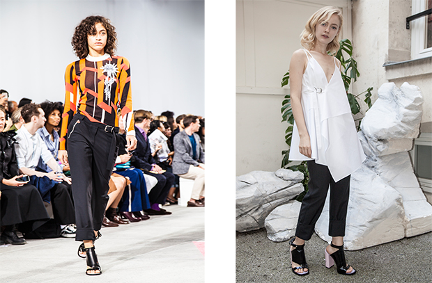 CARVEN SS17 – FROM RUNWAY TO REALITY